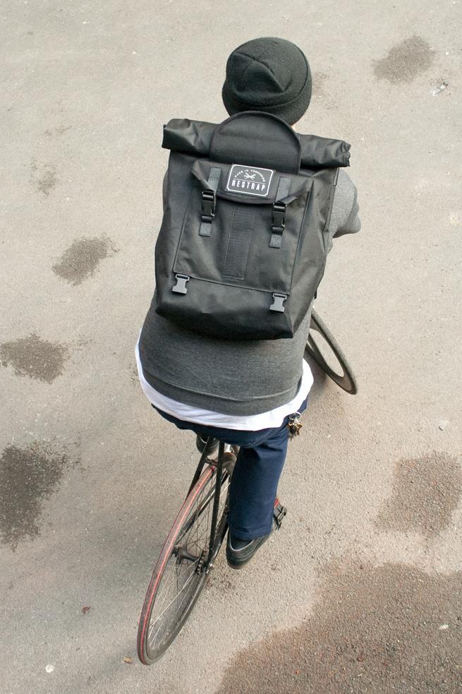 """Restrap """"Highrise"""" Backpack. restrap.co.uk/"""