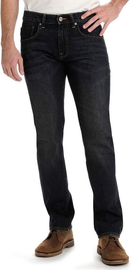 Lee Jeans mensjeans Modern Men's Stretch Bootcut Series Relaxed 8xrPvqw8S