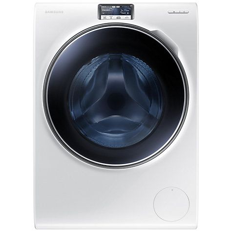 Buy Samsung WW10H9600EW Washing Machine, 10kg Load, A+++ Energy Rating, 1600rpm Spin, White Online at johnlewis.com
