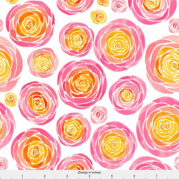 1 yard (or 1 fat quarter) of Watercolor Peonies by designer natalievmason. Printed on Organic Cotton Knit, Linen Cotton Canvas, Organic Cotton Sateen, Kona Cotton, Basic Cotton Ultra, Cotton Poplin, Minky, Fleece, or Satin fabric. Available in yards and quarter yards (fat quarter). This fabric is digitally printed on demand as orders are placed. Unlike conventional textile manufacturing, very little waste of fabric, ink, water or electricity is used. We print using eco-friendly, water-based…
