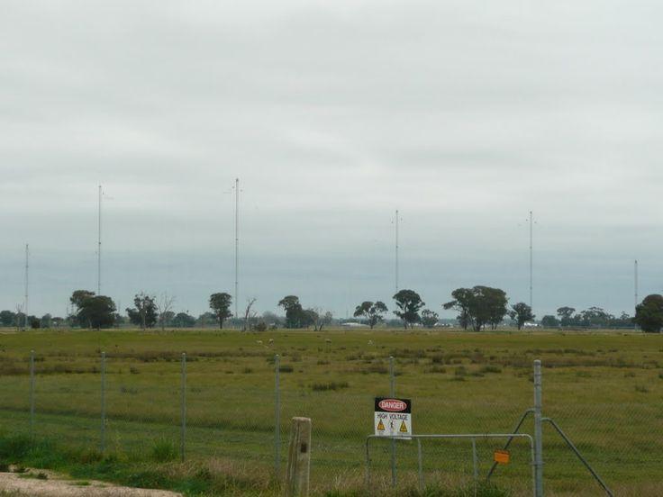 Radio Australia Transmitter, Shepparton