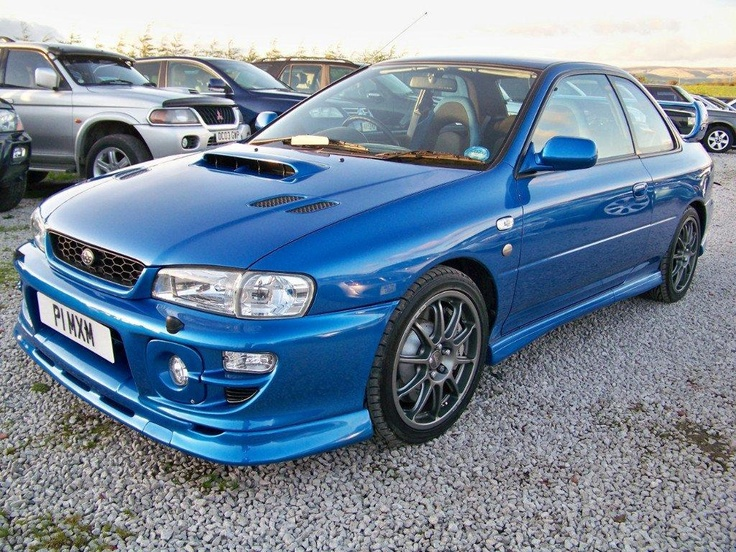 16 best Subaru images on Pinterest | Rally car, Wrx sti and Autos