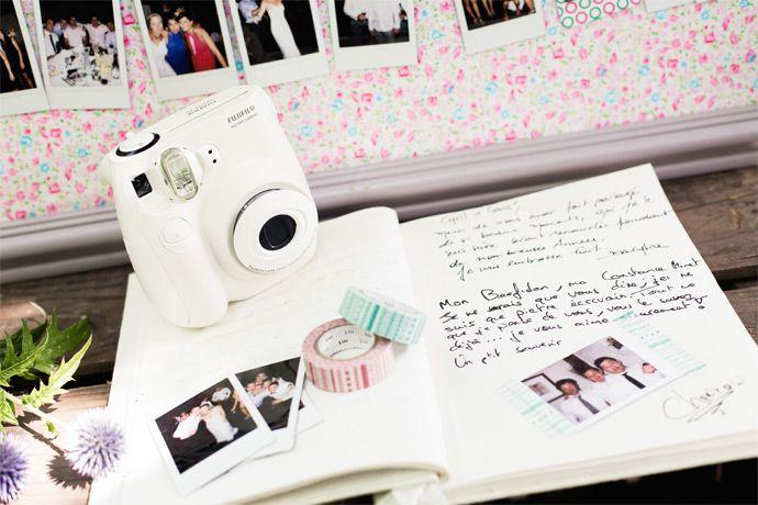 My Pola - Location de Polaroid - France métropolitaine | Crédits: My Pola | Donne-moi ta main - Blog mariage