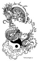 ber ideen zu chinesischer drachen auf pinterest drachen drachenkunst und deviantart. Black Bedroom Furniture Sets. Home Design Ideas
