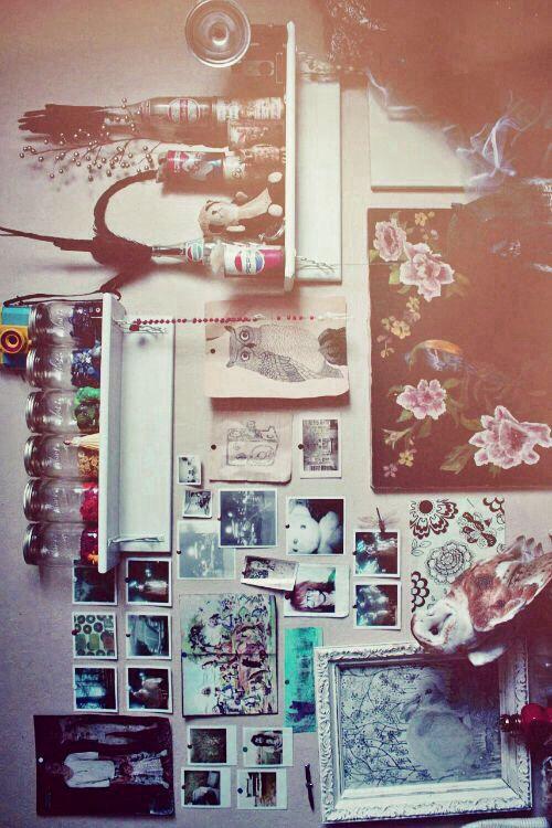 669 best boho bad ass images on pinterest for Room decor ideas hipster