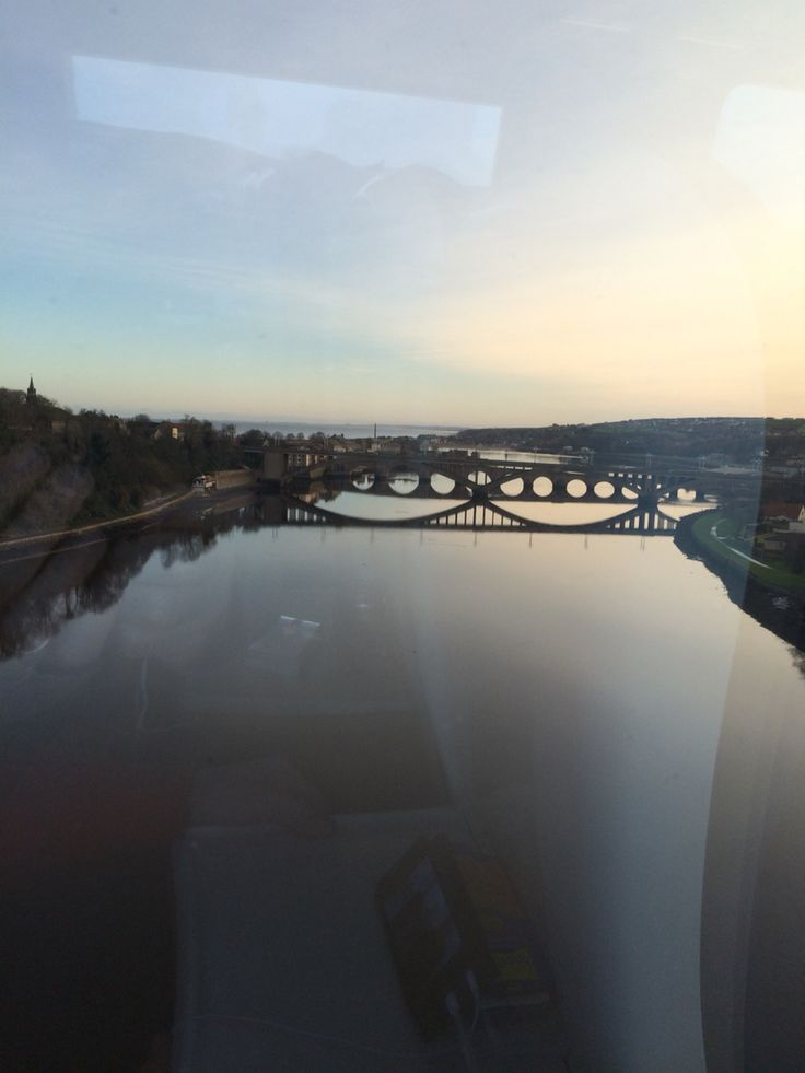 The bridges at Berwick