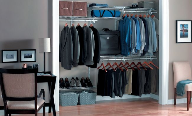 Best 9 Front Closet Organization Ideas