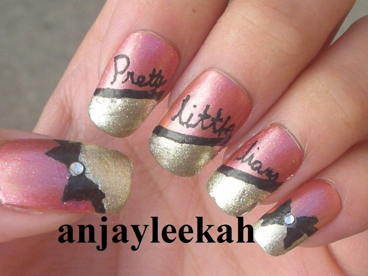 Tumblr Girl Pretty Nail Designs