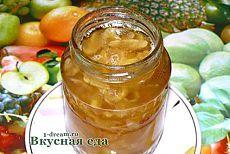 Варенье из имбиря - рецепт имбирного варенья - Вкусная еда
