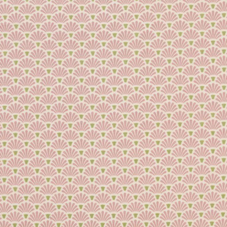 Tilda 110 Flower Fan Pink