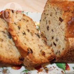 Gâteau aux épices et aux raisins secs de Roch Hachana