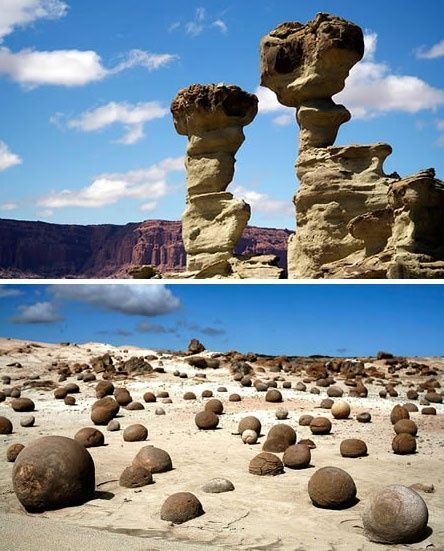 The Valley of The Moon ~ La Rioja, Argentina