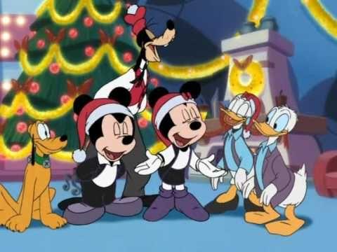 Auguri di Natale Disney