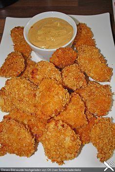 Knusprig - leichte Chicken Nuggets, ein schönes Rezept aus der Kategorie Geflügel. Bewertungen: 195. Durchschnitt: Ø 4,5.