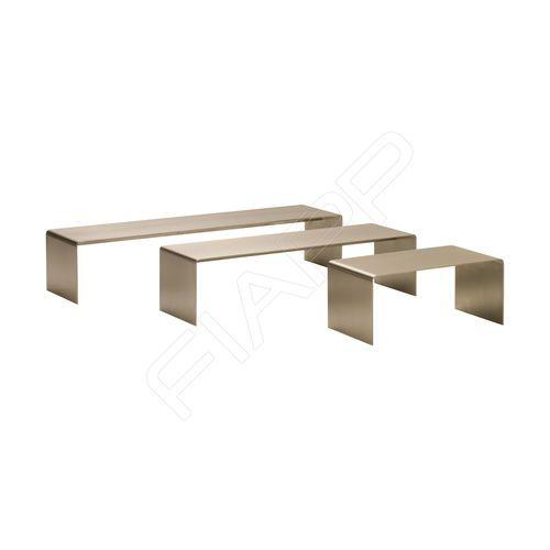 Panca indoor / moderna / in acciaio COSMOS : FR06 FIAPP