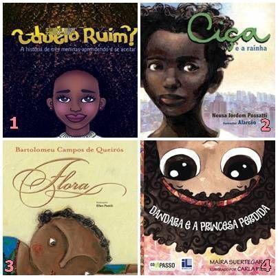 Dicas para livros infantis: Protagonistas negros – por Isabela Kanupp – Geledés   – Consciência Negra