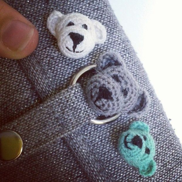 Amigurumi Askina Instagram : Les 25 meilleures idees de la categorie Ours au crochet ...