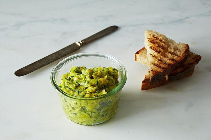 Jennie Cook's Zucchini Butter  recipe on Food52