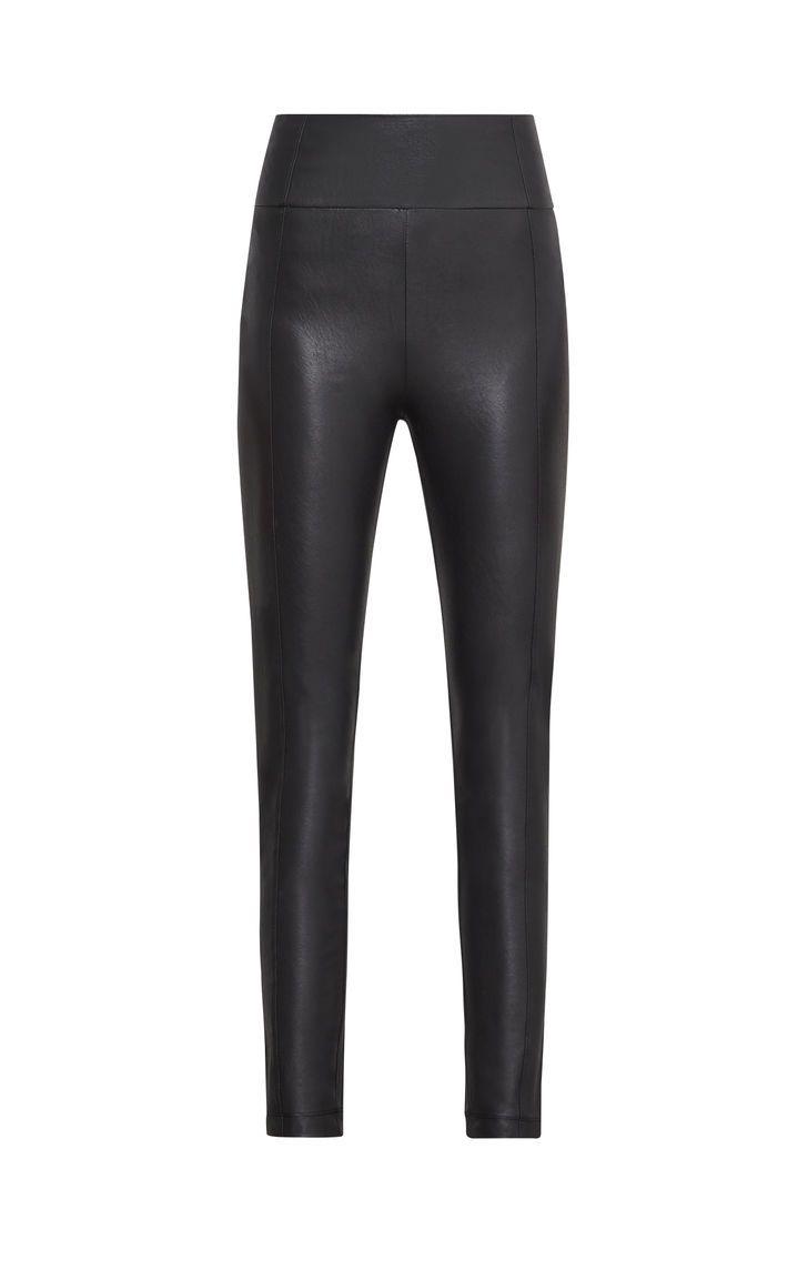 a17ff9a548e4bc Blossom Faux-Leather Legging Faux Leather Leggings, Leather Pants, Poplin,  Leather Tights
