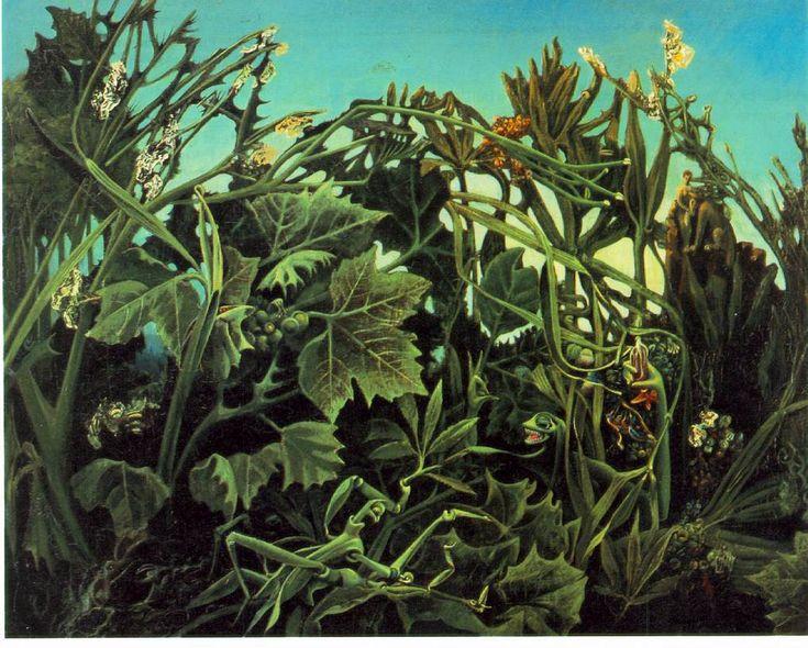 The Joy of Living — Max Ernst | Biblioklept