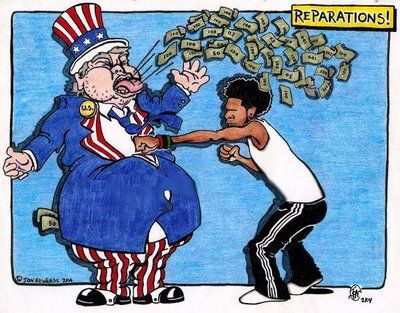 Reparations for slavery debate in the United States