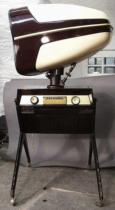 Teleavia panoramic TV 1958