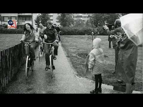 How the Dutch got their cycle paths?