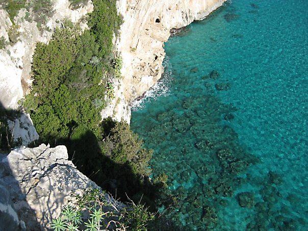 Inviting transparent water in Sardinia #Italy #photo