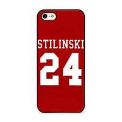 Stiles Stilinski Jersey iPhone,samsung galaxy cases