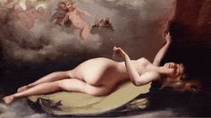 Luis Ricardo Falero - Reclining Nude B E A U T Y - dir. Rino Stefano Tagliafierro https://vimeo.com/83910533