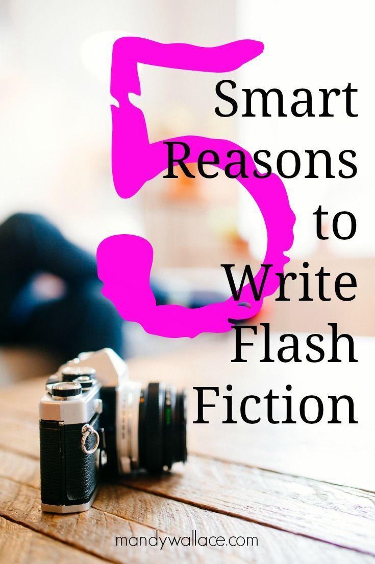 16 best flash fiction images on pinterest handwriting ideas 5 smart reasons to write flash fiction fandeluxe Choice Image