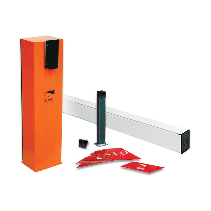 The GARD2S by #CameBPT is a barrier kit which can be installed on both sides of the road (left or right). Straightforward installation and good #security solution for private or public parking spaces.