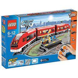 LEGO Passagiers Trein (7938) speelgoedset
