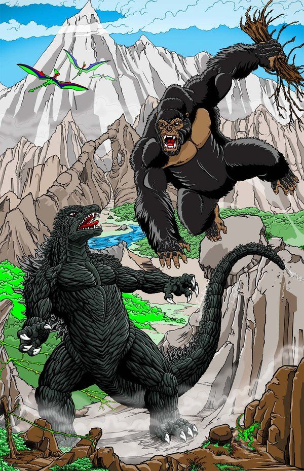King+Kong+vs+Godzilla+by+kaijuverse.deviantart.com+on+@deviantART