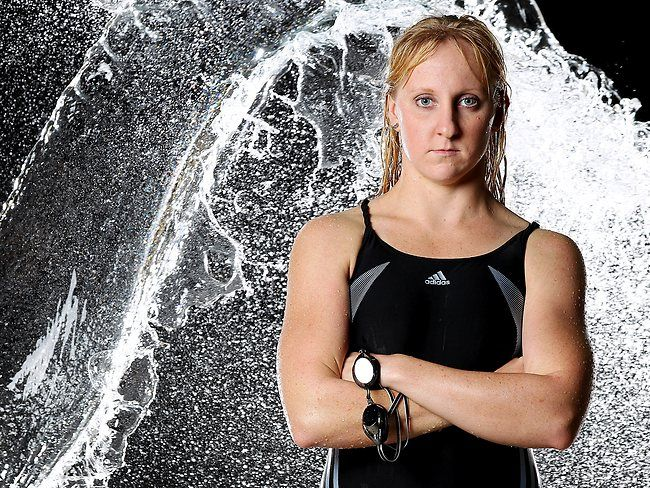ATHLETE: Jess Schipper of the Australian Swimming Team...YAY, go Jess!!
