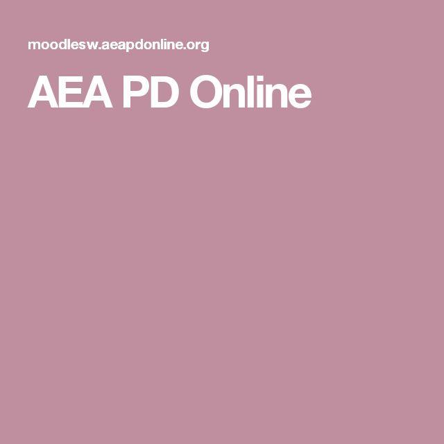 AEA PD Online