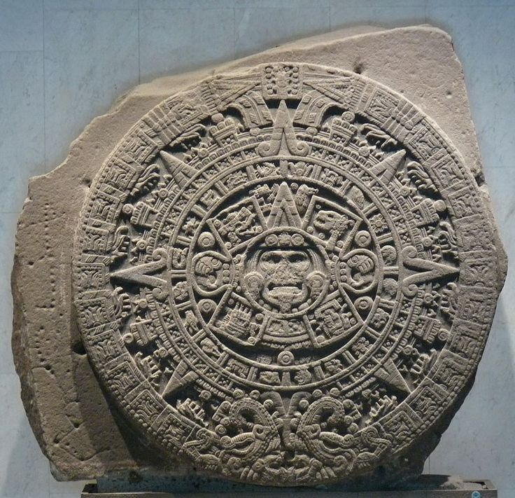 Calendar Stone Ap Art History : Templo mayor main temple tenochtitlan modern mexico