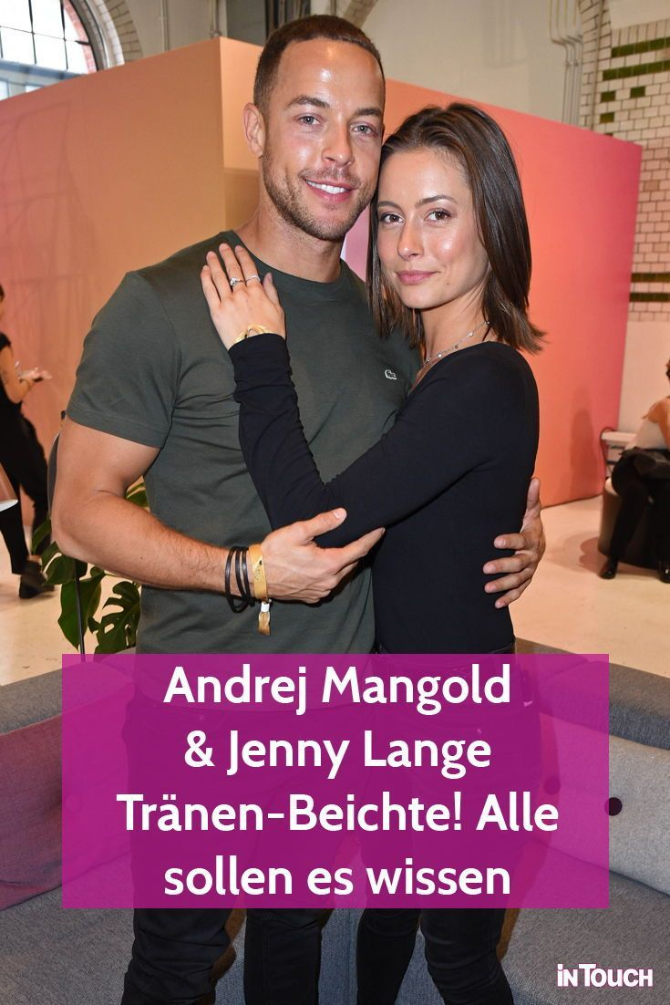 Andrej Mangold Jenny Lange Tranen Beichte Alle Sollen Es Wissen Beichte Neue Frisuren Wissen