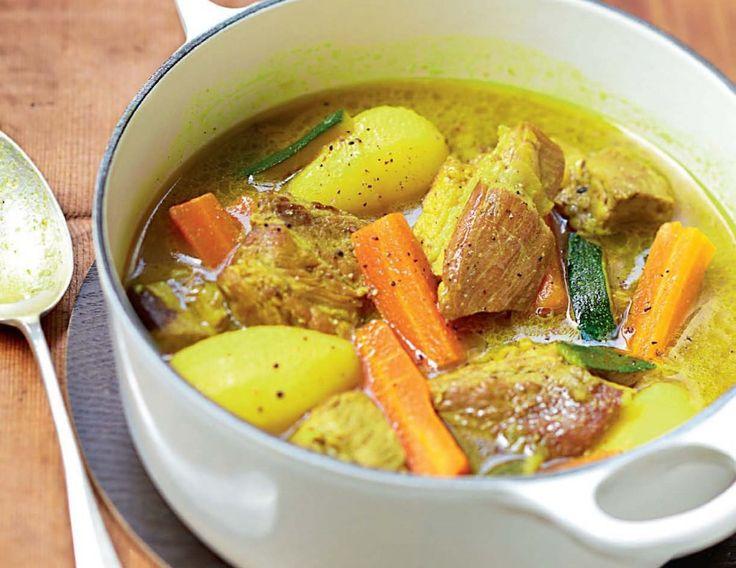 Une recette facile et bon marché pour cuisiner une échine de porc aux saveurs antillaises.