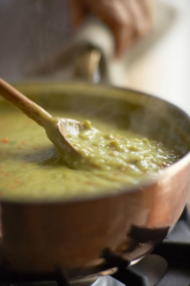 Split Pea Soup with Ham — Noel Barnhurst