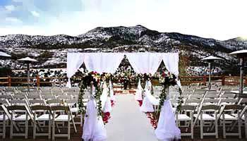The Resort On Mt Charleston Wedding