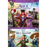 Alice In Wonderland / Alice Through the Looking Glass by Buena Vista Home Entertainment, Inc.
