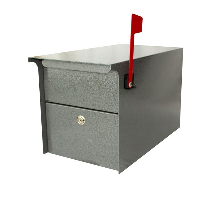 Mail Protector Vault Locking Security Mailbox