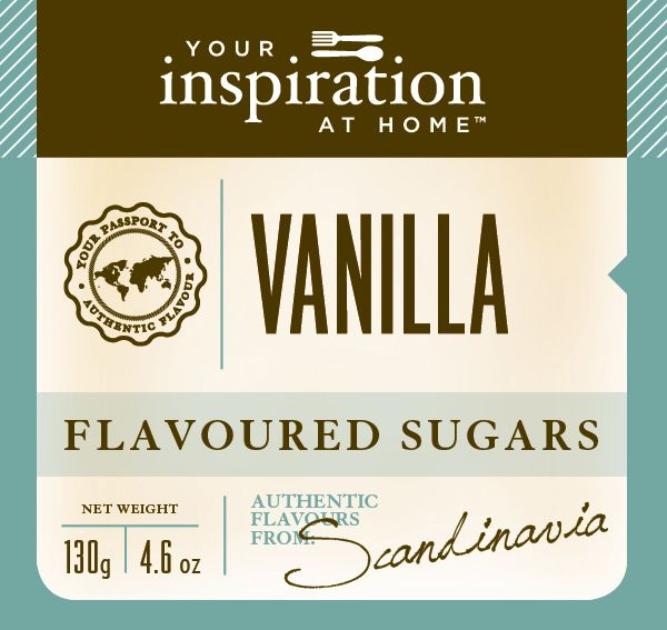 Flavoured Sugars: Now you can get even more creative in the kitchen, with flavours picked from all around the world. You'll also love the added appeal of colour when sprinkled atop your creations.  Nothing warms up a family like fresh pie and other desserts inspired by  kitchens throughout the world. From $12.95 - $15.95