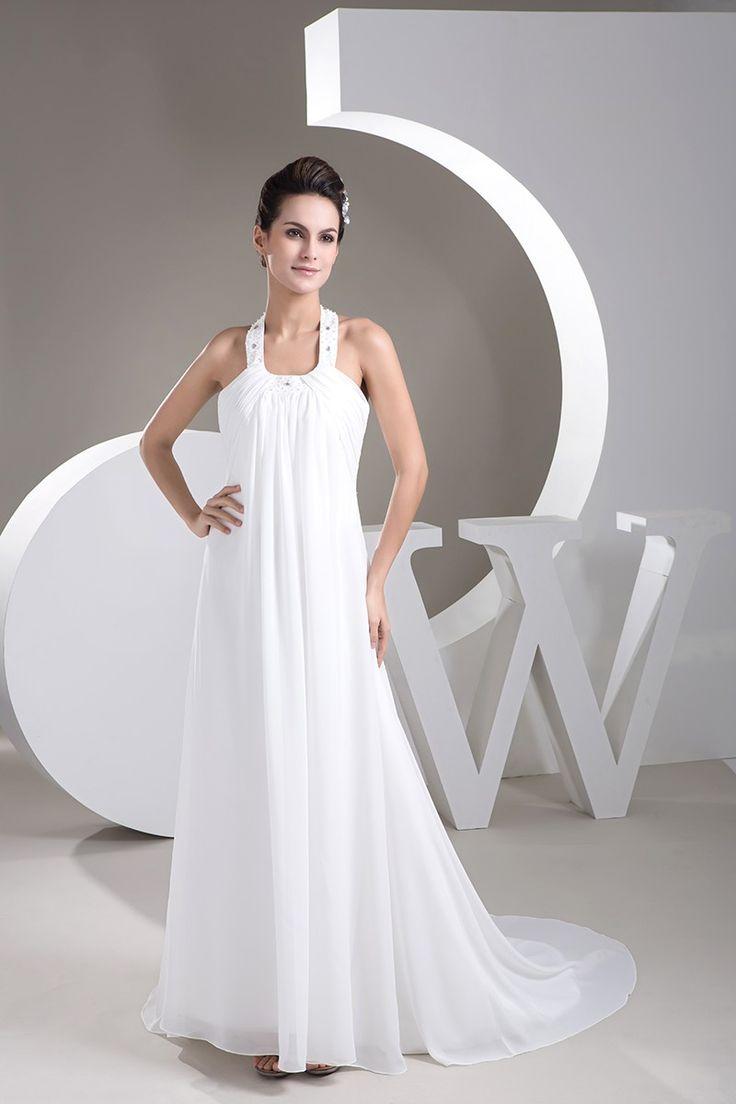 42 besten weddings Bilder auf Pinterest   Chiffon hochzeitskleid ...