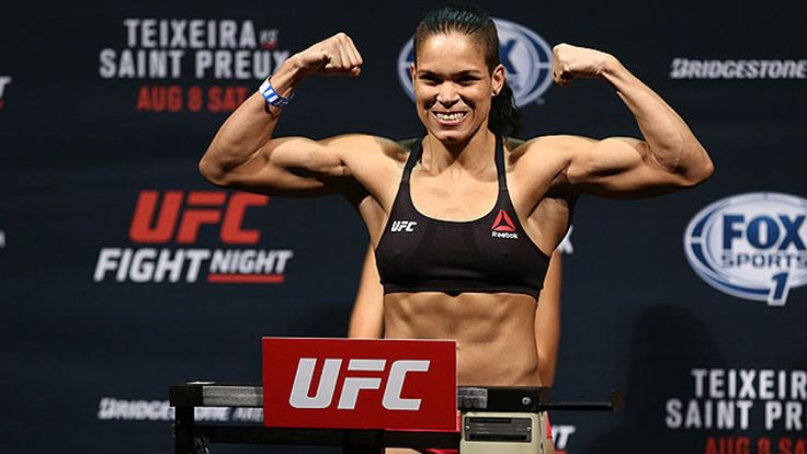 Amanda Nunes has catapulted herself into the Number 1 position on our list with her devastating defeats of both Miesha Tate and Ronda Rousey. A feat she accomplished in a matter of six months. All it took for her to defeat both of them was a combined 2 rounds.