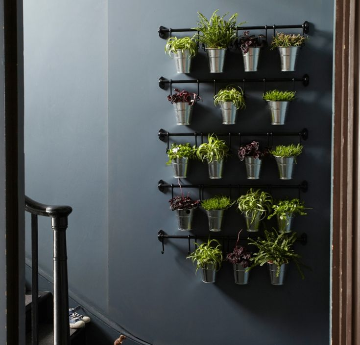 M s de 25 ideas fant sticas sobre macetas para colgar en - Maceteros colgantes para balcones ...