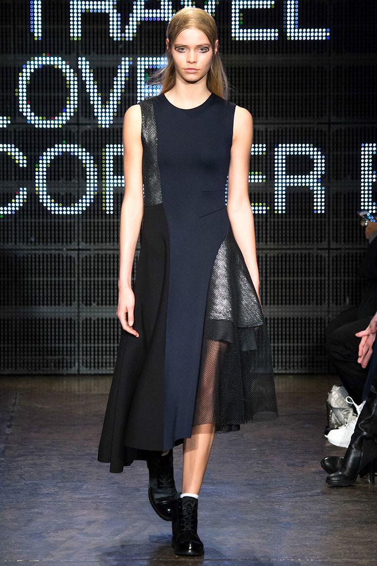 DKNY Fall 2015 RTW Runway – Vogue