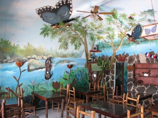 Santa Elena restaurant guide