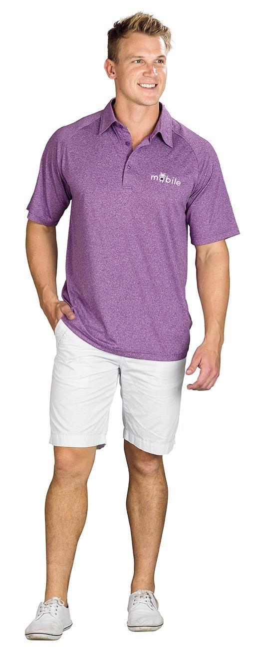 Slazenger Triumph Golf Shirt Mens